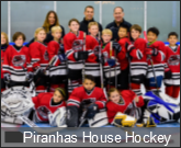 Piranhas House Hockey