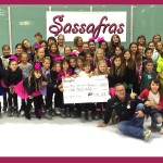UTC Ice and Sasssfras raise $1,000 for the Special Olympics